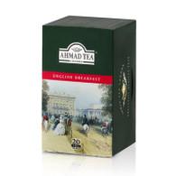 33229AHMAD TEA ENGLISH BREAKFASTAHMAD #555 6/20 CT FOIL B