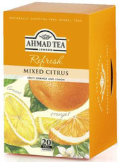 33243	AHMAD TEA MIXED CITRUS	AHMAD #004 6/20 CT FOIL BAGS