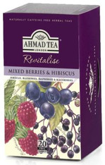 33244	AHMAD TEA MIXED BERRIES	AHMAD #005 6/20 CT FOIL BAGS