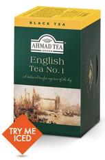 33251AHMAD TEA ENGLISH #1AHMAD #616 6/20 CT FOIL BAGS