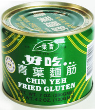 41780	FRIED GLUTEN	CHIN YEH 48/200 GM (7 OZ)