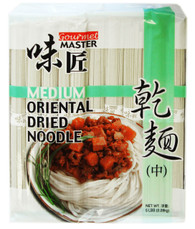 42226	DRIED NOODLE MEDIUM	GOURMET MASTER 6/5 LBS