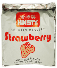 43201	GELATIN DESSERT STRAWBERRY	HUNSTY 12/24 OZ