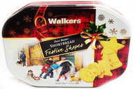 43347	FESTIVE SHAPES TIN	WALKERS #1530 6/12.3 OZ