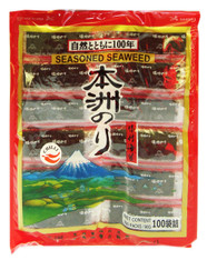 43449	SEASONED SEAWEED CHILI	BEN ZHOU 20/100/3 PC