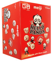 43824	HELLO PANDA CHOCOLATE	MEIJI 8/10/2 OZ