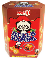 43831	HELLO PANDA CHOCOLATE	MEIJI 8/9.1 OZ