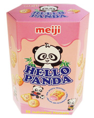 43832	HELLO PANDA STRAWBERRY	MEIJI 8/9.1 OZ