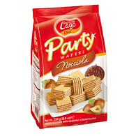 44103	PARTY WAFERS HAZELNUT	ELLEDI #242 10/250G