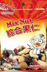 45451	MIX NUT	TRYGOODZ 30/66 G