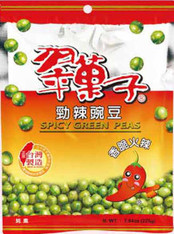45472	SPICY GREEN PEAS	TRYGOODZ 20/225 G