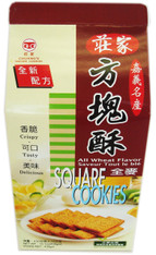 45950	ALL WHEAT COOKIES	CHUANG JIA 12/430 GM