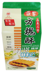 45953	VEGETABLE COOKIES	CHUANG JIA 12/430 GM