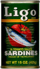 51088	SARDINE REGULAR	LIGO 48/15 OZ