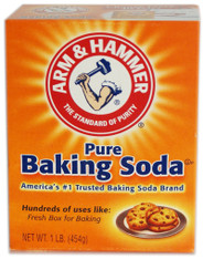 64042	BAKING SODA STRAIGHT PACK	ARM & HAMMER 24/16 OZ