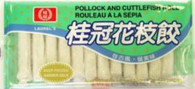 91083	CUTTLE FISH ROLL	LAUREL 25/10 PCS
