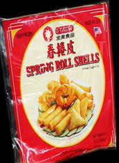 91245	SPRING ROLL SHELLS	O'TASTY 24/25 PC