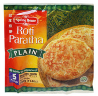 91324	ROTI PARATHA PLAIN	SPRING HOME 24/5 PC