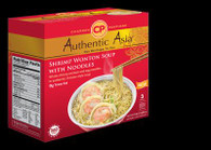 91353	SHRIMP WONTON SOUP WITH NOODLE	C.P 6/4/9.1 OZ