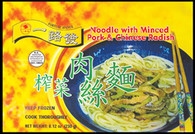 91407	NOODLE W/MINCED PORK &C/RADISH	FORTUNE AVE 11/8.12 OZ