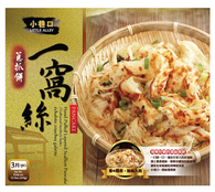 91592	HAND-PULL LAYERED SCALLION PANCAKE	LITTLE ALLEY 20/450G
