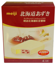 91613	ICE BAR RED BEAN FLV	MEIJI 8/4 PCS