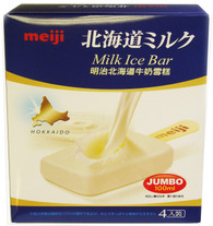 91614	ICE BAR MILK FLV	MEIJI 8/4 PCS