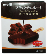 91615	ICE BAR CHOCOLATE FLV	MEIJI 8/4 PCS