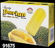 91675	ICE BAR DURIAN	SWEETY 12/4 PC