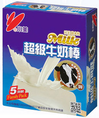 91693ICE BAR SUPER MILK ICE CREAMCHIAO MEI 6/5 PC