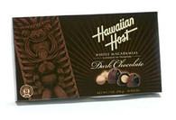 91778DARK CHOCOLATE COVERED MACADAMHAWAIIAN HOST 36/7 OZ