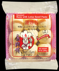 94440	LOTUS SEED PASTE BUN	PEKING #28 30/9 PC