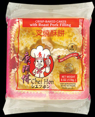 94459	CRISP BAKED CAKE W ROAST PORK	PEKING #77 30/4 PC