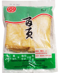 97034	FROZEN BEANCURD SHEET	DRAGON 48/8 OZ