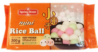 91298 MINI RICE BALL (PLAIN)  SPRING HOME 24/300G