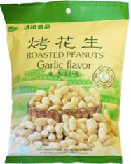43642 ROASTED PEANUTS GARLIC FLV. CHACHA 30/300G
