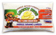 02559 NO. 1 LONG GRAIN RICE  LUCKY RICE 8 / 5LBS