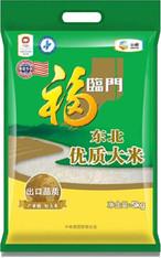 02061 PREM. CHINESE N.E. SHORT GRAIN RICE  FU LIN MEN   4 / 5KG