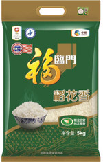 02065 WUCHANG DAOHUAXIANG RICE  FU LIN MEN   4 / 5KG
