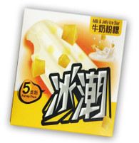 91884 MILK & JELLY ICE BAR BING CHAO 6 / 5 PCS