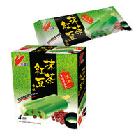 91688 ICE BAR MATCHA  & RED BEAN        CHIAO MEI 6 / 4 PC