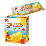 91685  ICE BAR MANGO MILK CHIAO MEI 6 / 5 PC