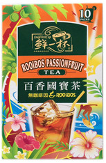 46718  百香果國寶茶 ROOIBOS PASSION FRUIT TEA     ONE FRESH CUP 12/10  PCS