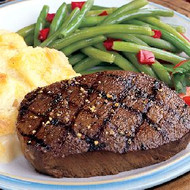 USDA Choice Beef Top Sirloin Center Cut Steaks - 8 oz