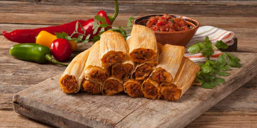 Holiday Gift Pack of Gourmet Tamales