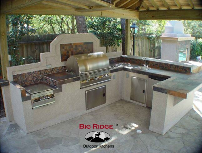 Big Ridge Outdoor Kitchens & Prefab Outdoor Kitchen Galleria