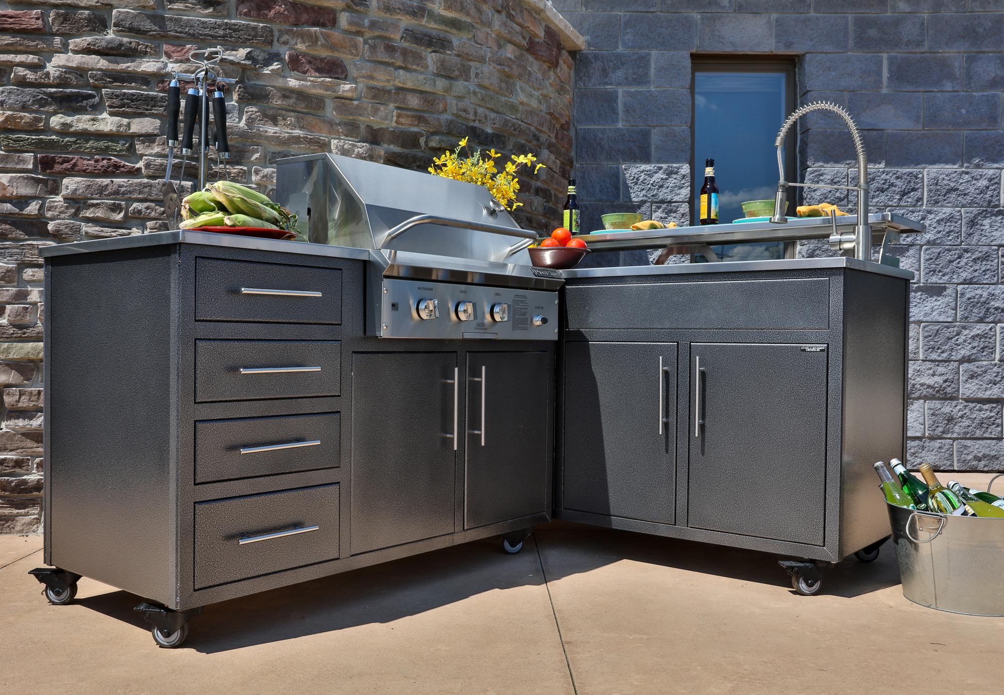 modular outdoor kitchen diy challenger modular outdoor kitchens cdpreconjpg prefab outdoor kitchen galleria