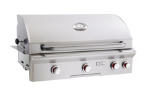 AOG 36NBT T-Series 36-Inch Built-In Gas Grill With Rotisserie