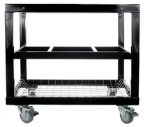 Primo PRM368 Cart With Basket For Oval LG300 & XL400 Grills