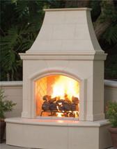 AFD017 Phoenix Outdoor Premium Fireplace
